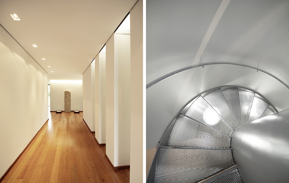 Wohnhaus m nchen interior madaus design for Geschlossener schuhschrank