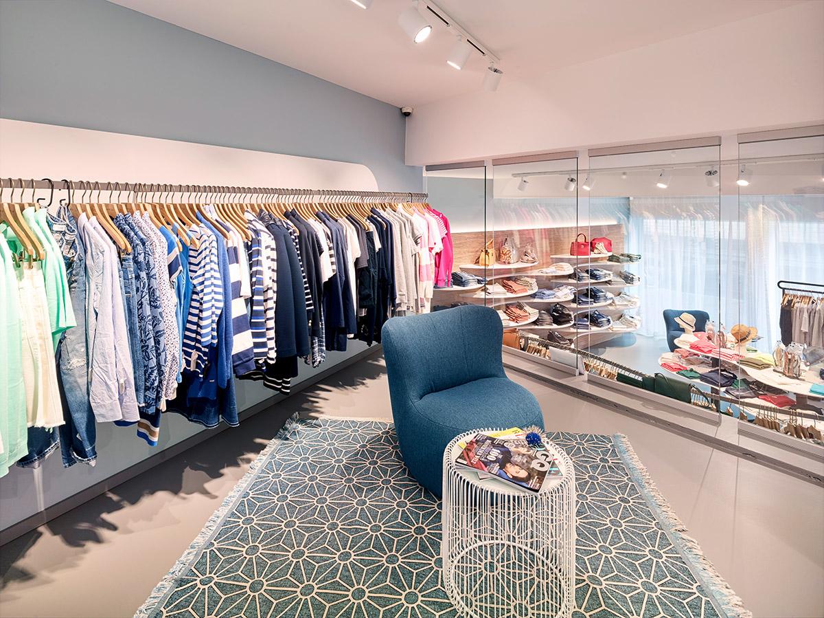 Madaus Design, Robert Ley Damen Store Bonn, Interior Design, Innenarchitektur, Store Design, Innenausbau, Umbau, Sanierung